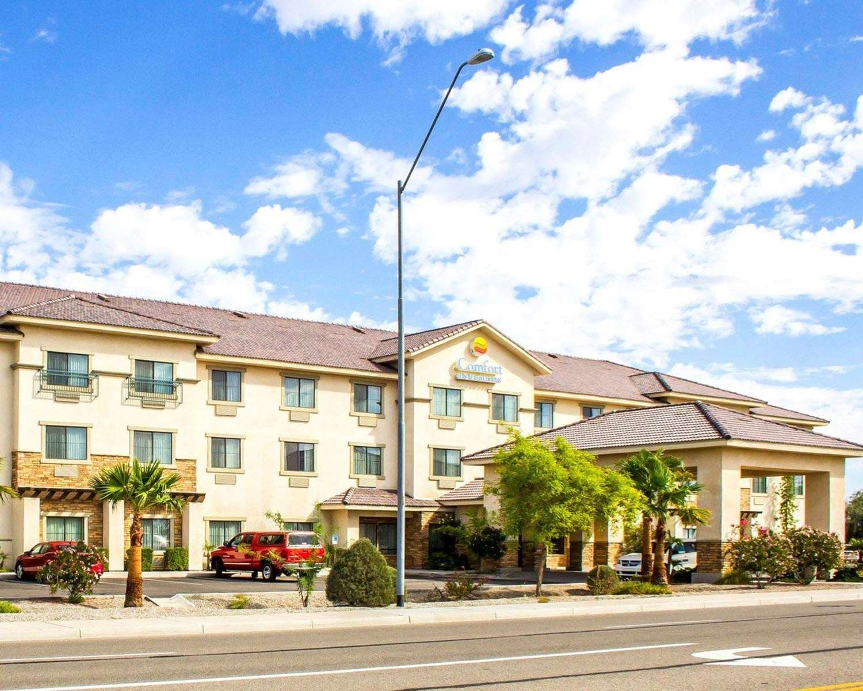 Exterior view - Comfort Inn & Suites Yuma