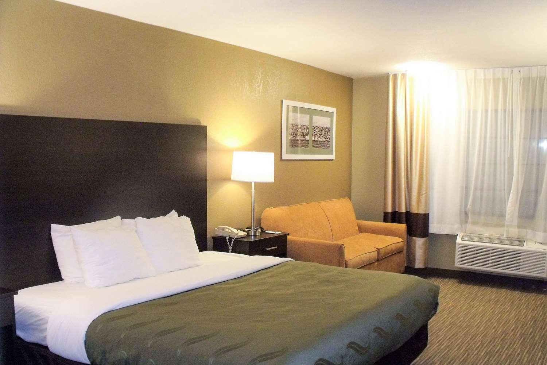 Room - Quality Inn Winslow