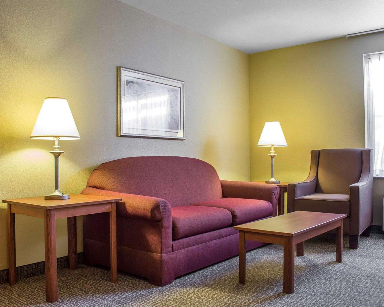 Suite - Comfort Inn Green Valley