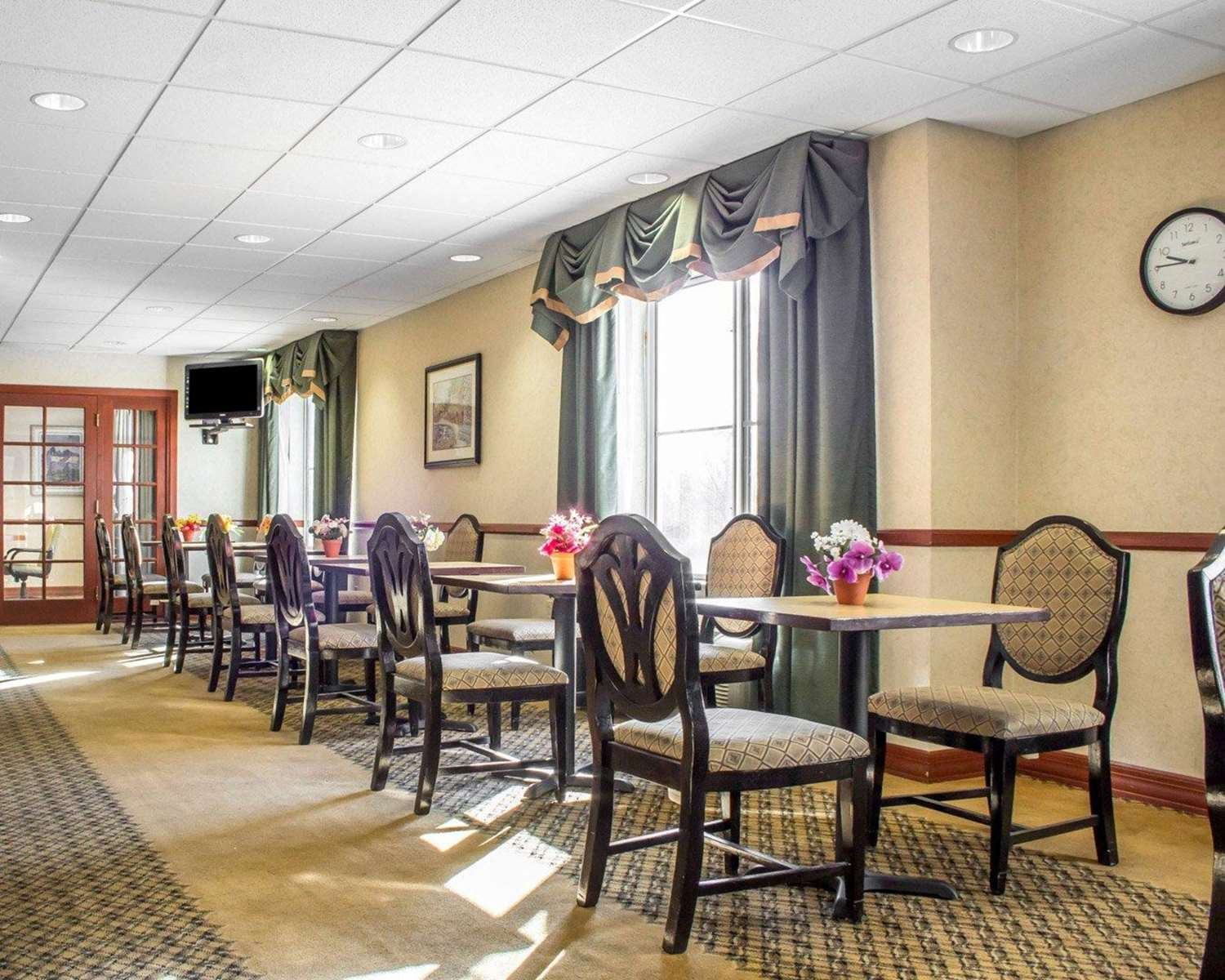 Restaurant - Comfort Inn Green Valley