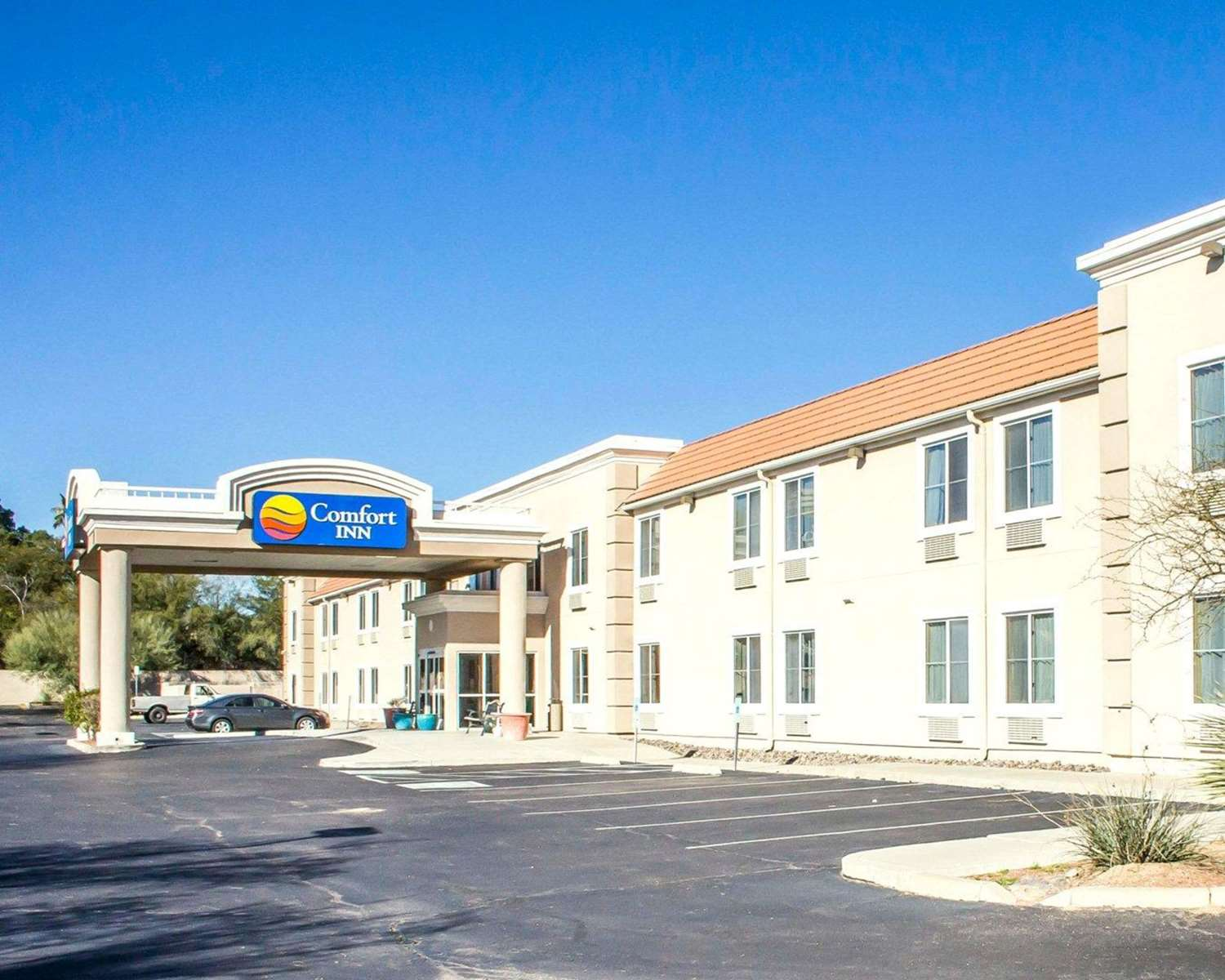 Exterior view - Comfort Inn Green Valley
