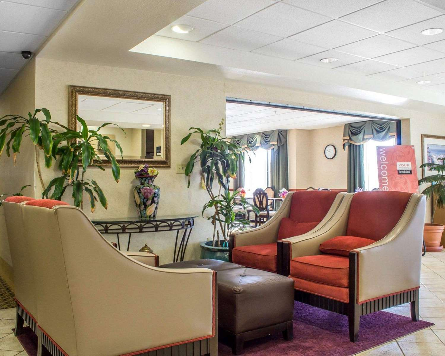Lobby - Comfort Inn Green Valley