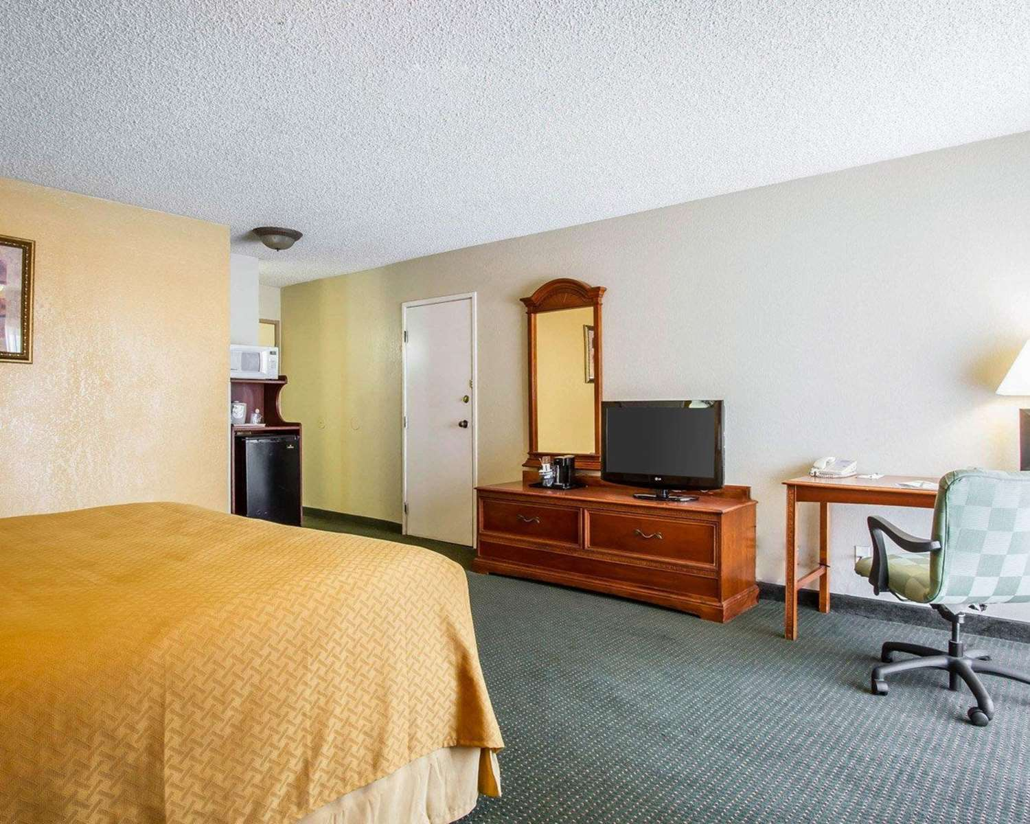 Suite - Quality Inn Downtown Tucson