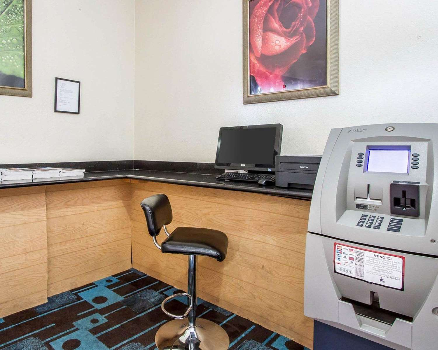 Conference Area - Quality Inn Downtown Tucson