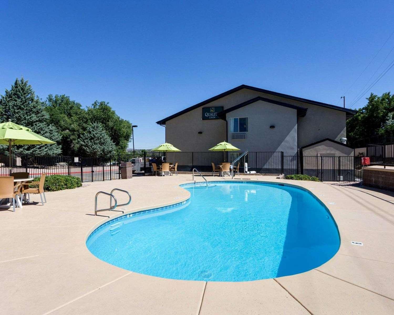 Pool - Quality Inn Prescott