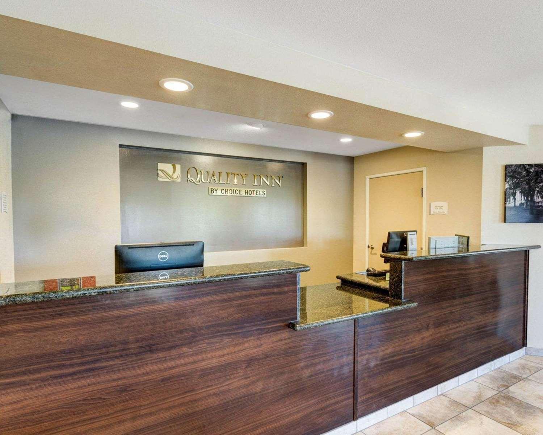Lobby - Quality Inn Prescott