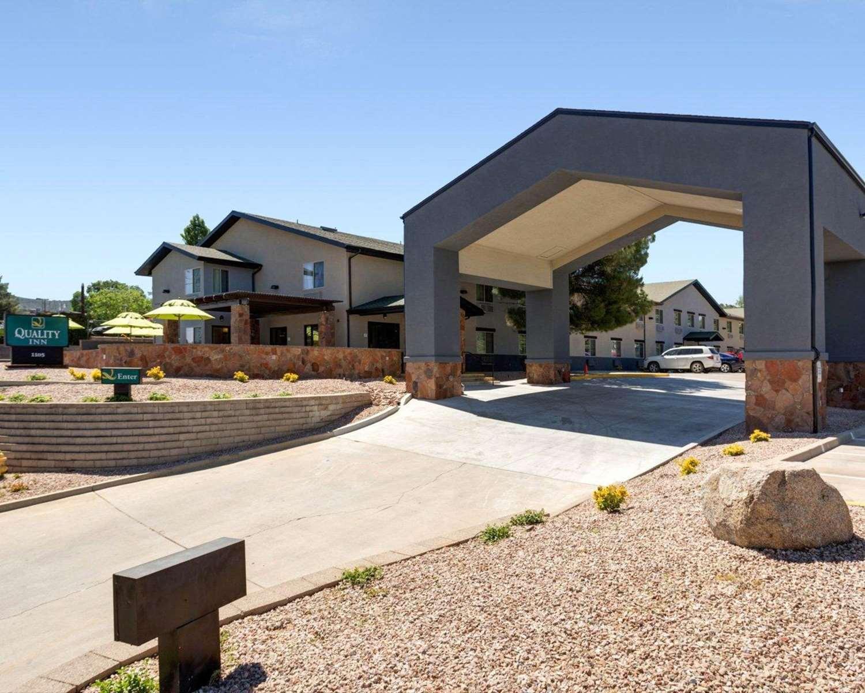 Exterior view - Quality Inn Prescott
