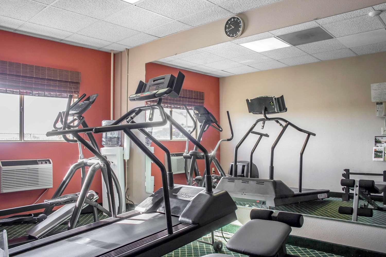 Fitness/ Exercise Room - Comfort Inn & Suites South Tucson