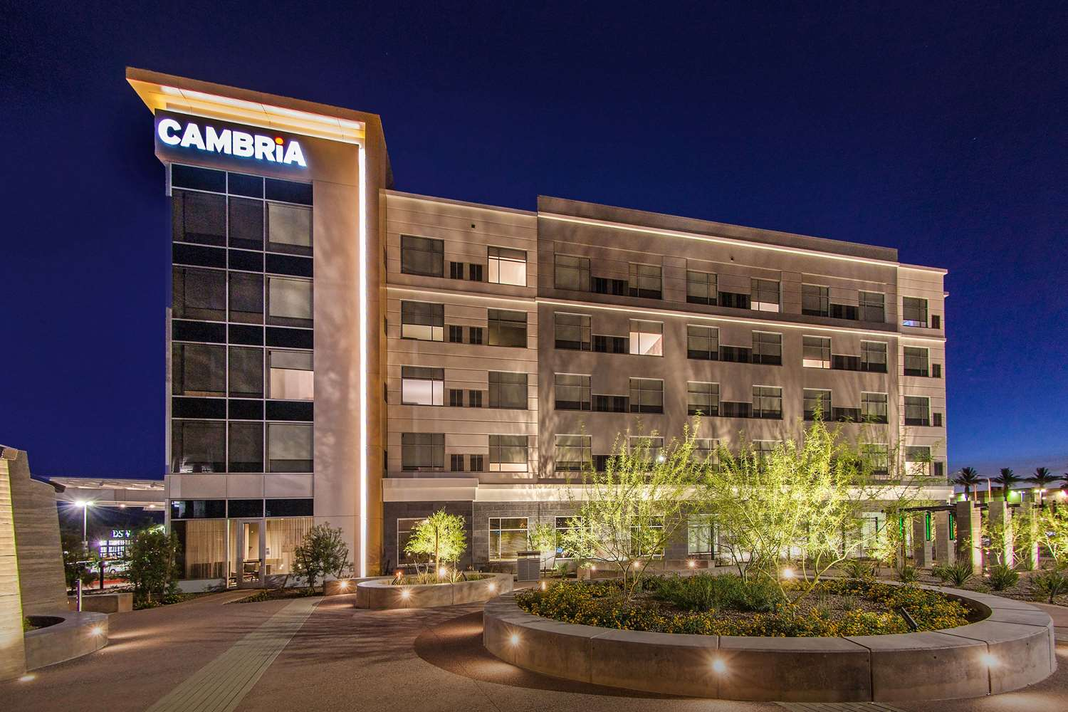 Exterior view - Cambria Hotel & Suites Chandler