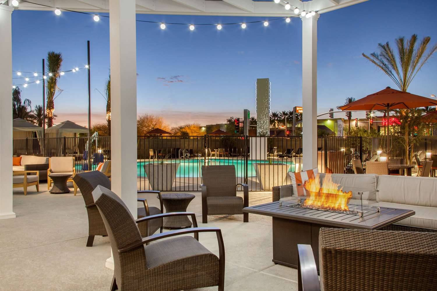 Pool - Cambria Hotel & Suites Chandler