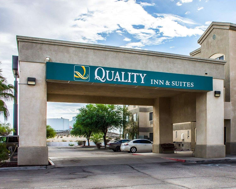 Exterior view - Quality Inn & Suites Yuma