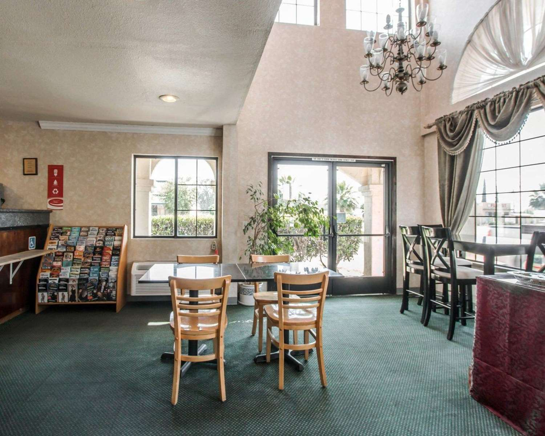 Lobby - Econo Lodge Moreno Valley