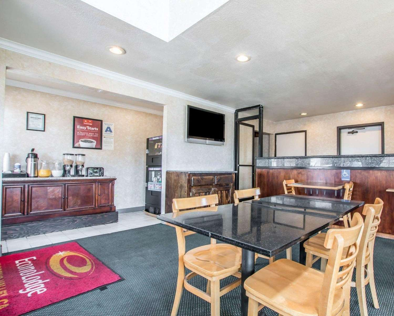 Restaurant - Econo Lodge Moreno Valley
