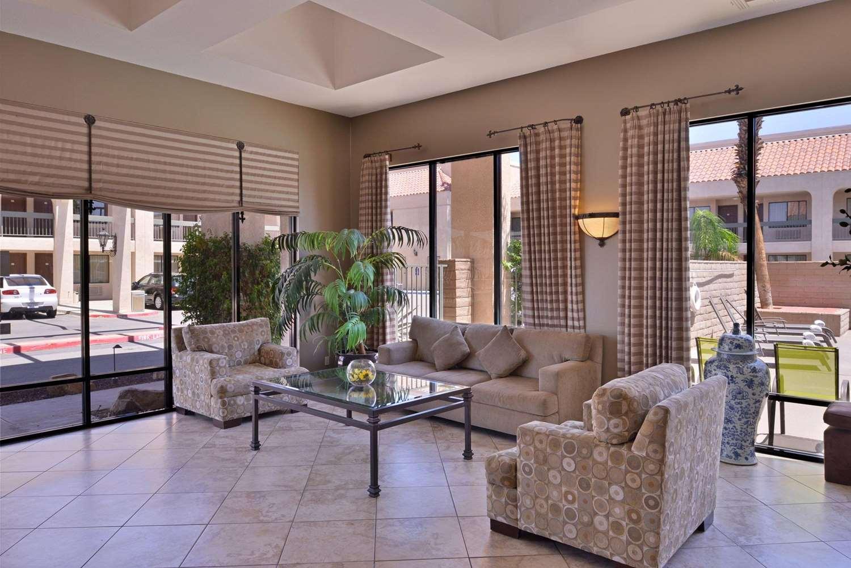 Lobby - Quality Inn & Suites Indio