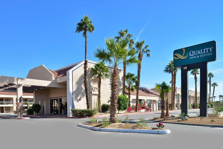 Exterior view - Quality Inn & Suites Indio