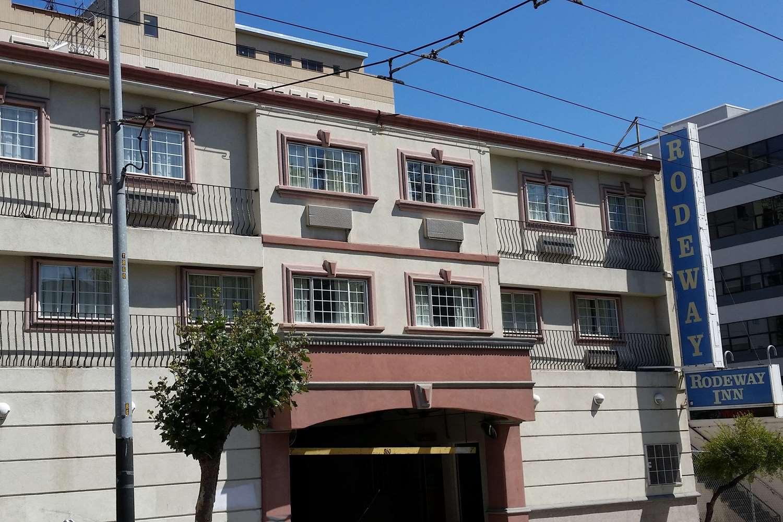 Exterior view - Rodeway Inn Civic Center San Francisco