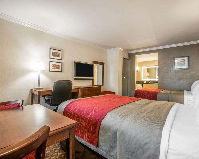 Room - Comfort Inn Pasadena