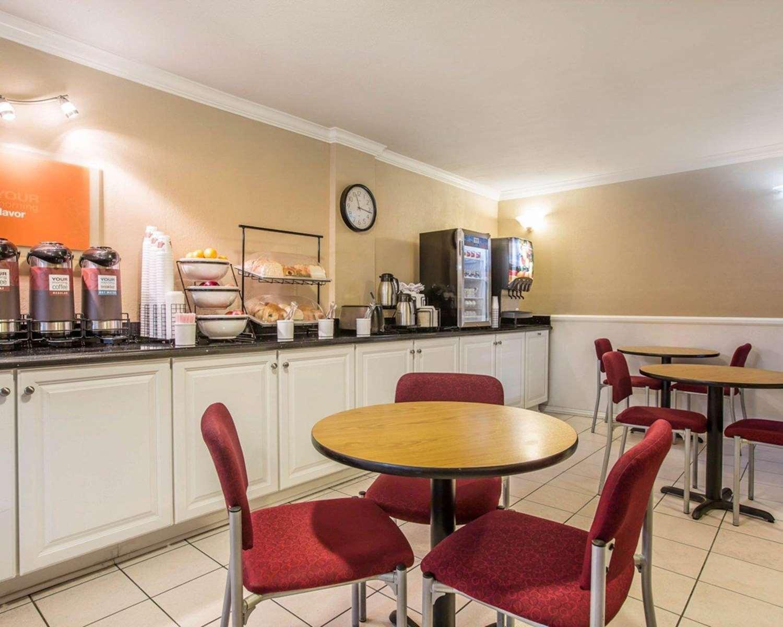 Restaurant - Comfort Inn Pasadena