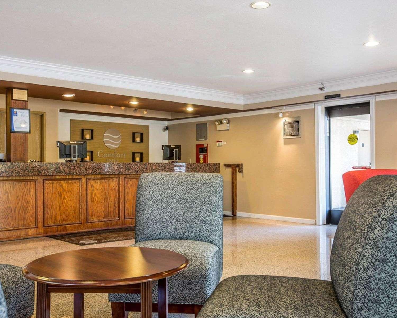 Lobby - Comfort Inn Pasadena