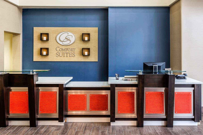 Lobby - Comfort Suites Airport San Jose