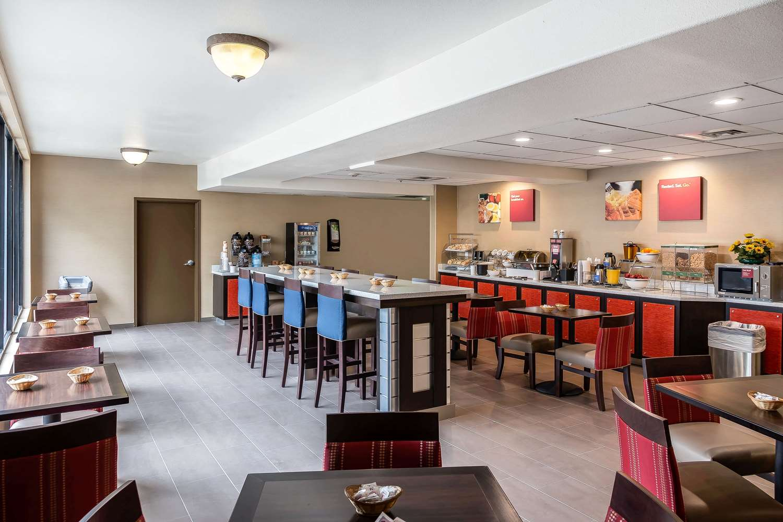Restaurant - Comfort Suites Airport San Jose