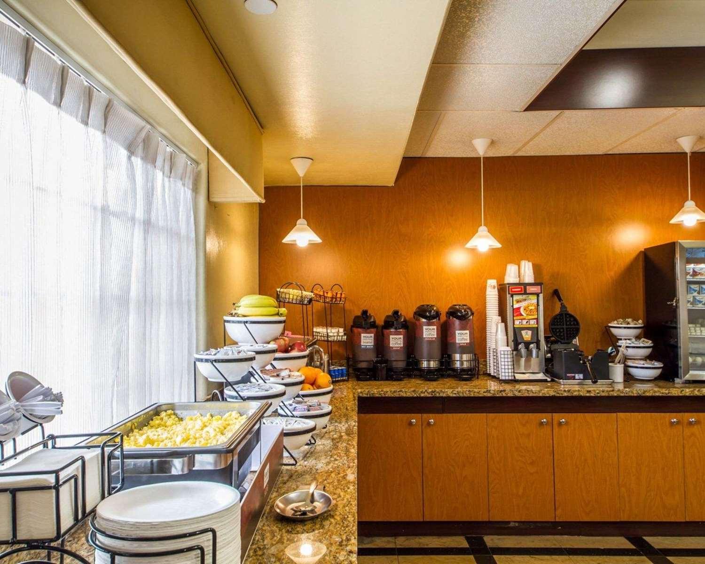 Restaurant - Comfort Inn & Suites Airport Oakland