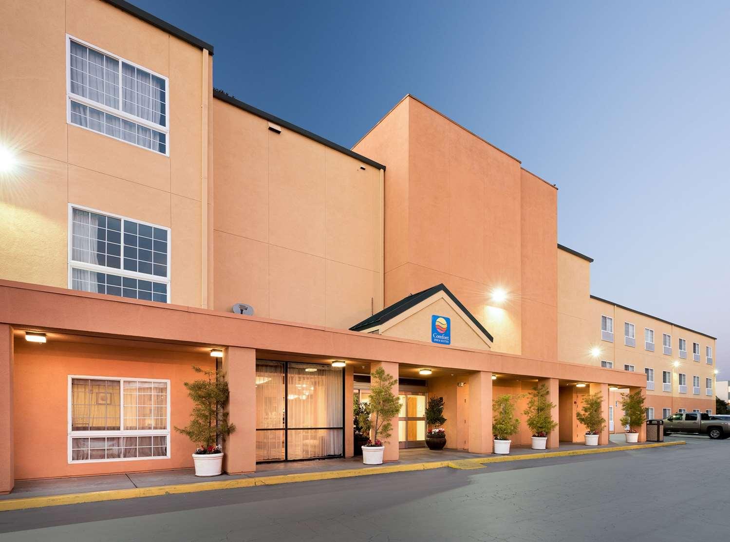Exterior view - Comfort Inn & Suites Airport Oakland