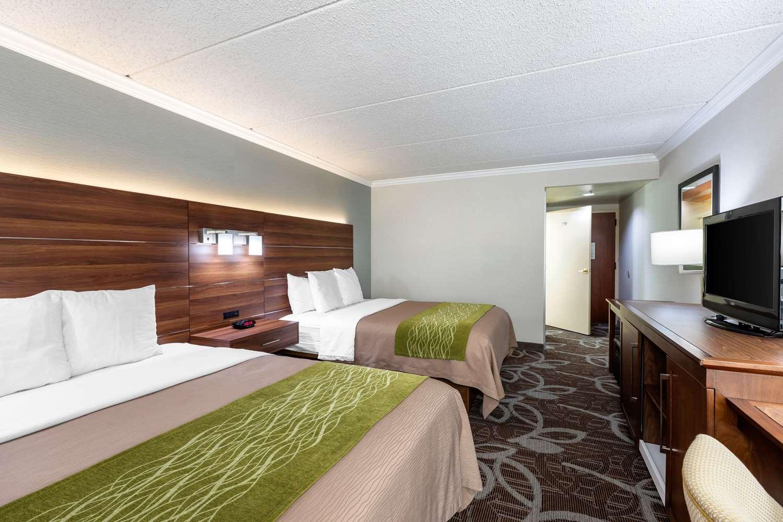 Room - Comfort Inn & Suites Anaheim