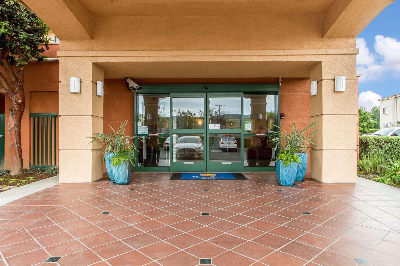 Exterior view - Comfort Inn Morgan Hill