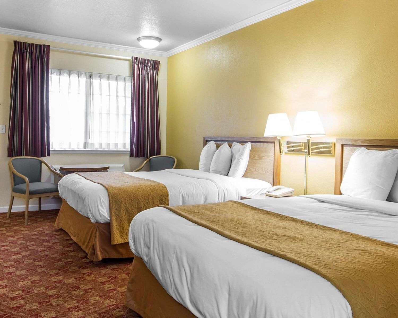 Room - Quality Inn Ukiah