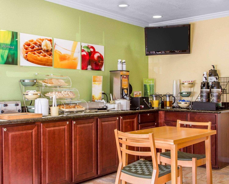 Restaurant - Quality Inn Ukiah