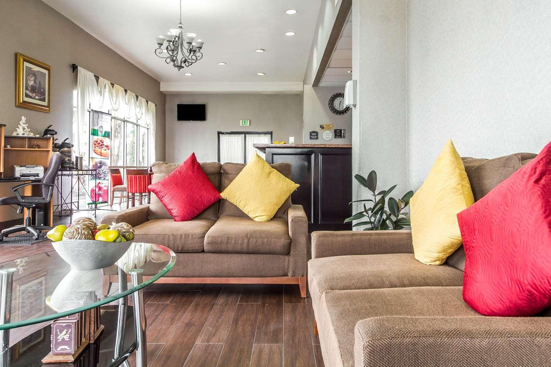 Lobby - Quality Inn San Jose