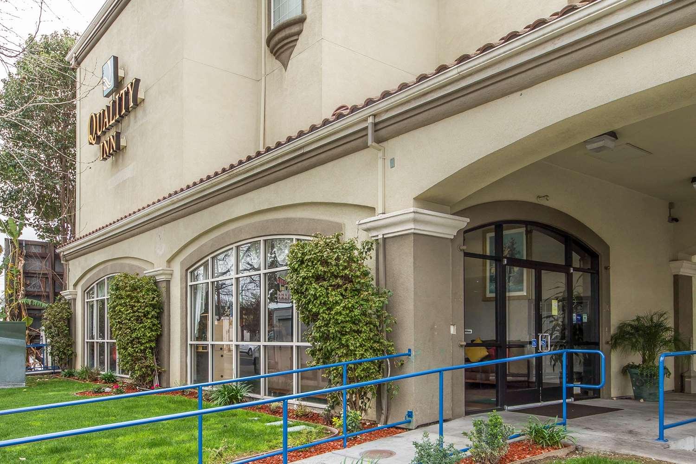 Exterior view - Quality Inn San Jose