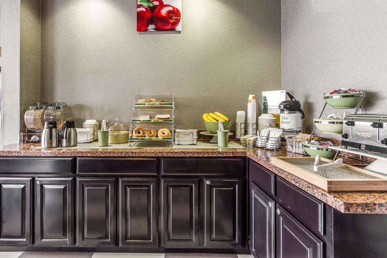 Restaurant - Quality Inn San Jose