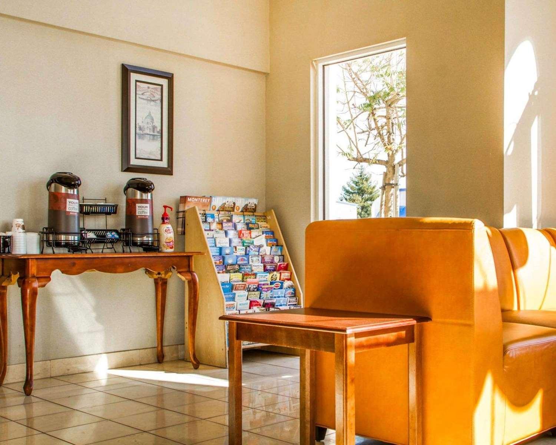 Lobby - Comfort Inn Watsonville
