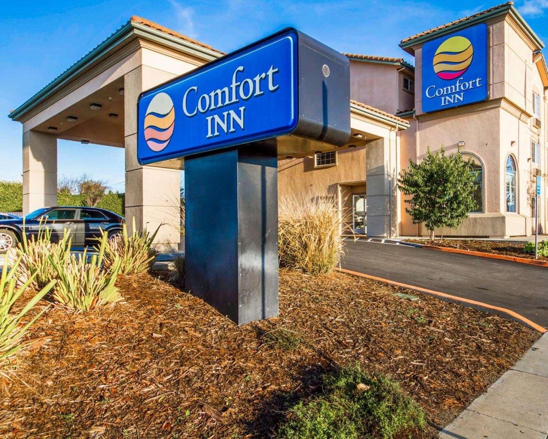 Exterior view - Comfort Inn Watsonville