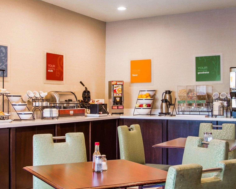 Restaurant - Comfort Inn Watsonville