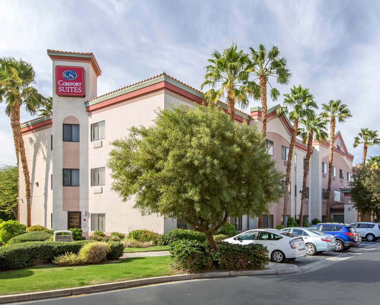 Exterior view - Comfort Suites Palm Desert