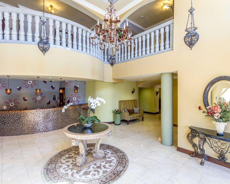 Lobby - Villa Montes Hotel San Bruno