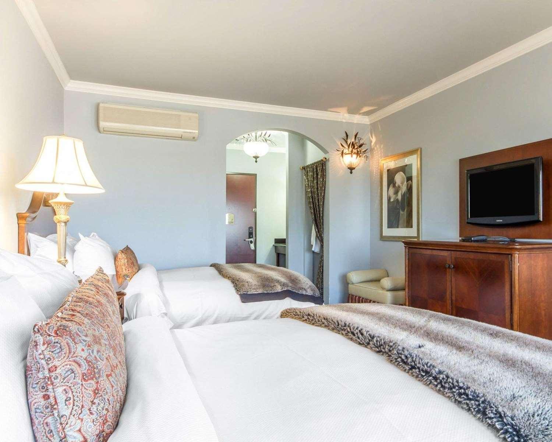 Room - Villa Montes Hotel San Bruno