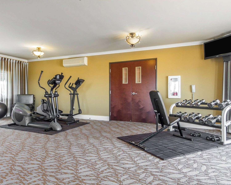 Fitness/ Exercise Room - Villa Montes Hotel San Bruno