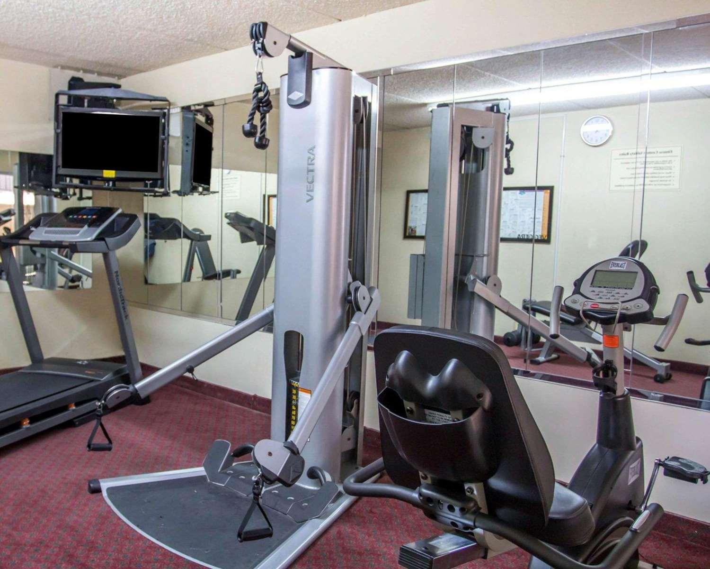 Fitness/ Exercise Room - Quality Inn UC Riverside
