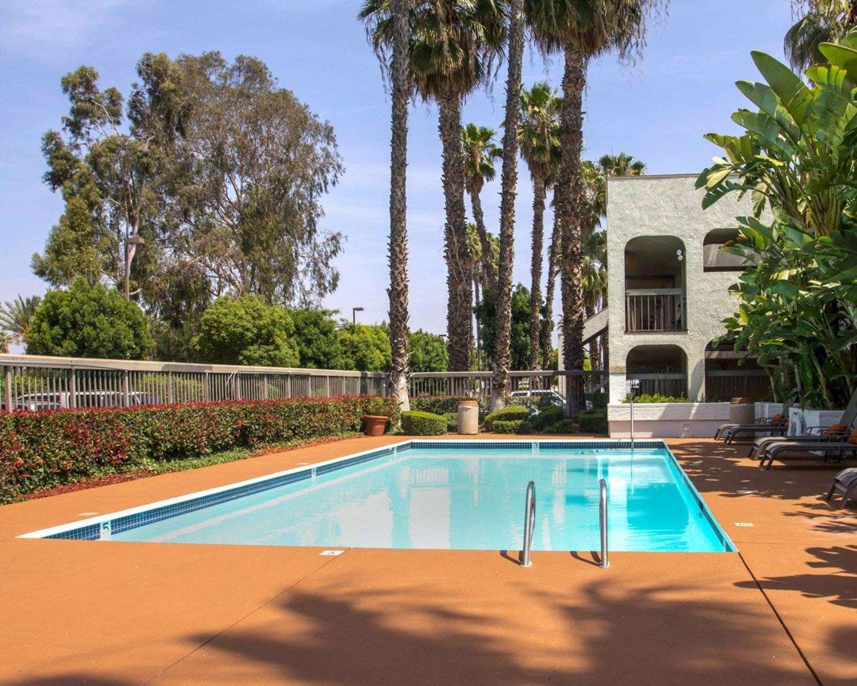 Pool - Quality Inn UC Riverside