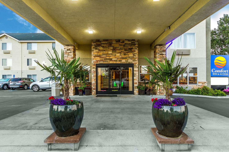 Exterior view - Comfort Inn & Suites Fortuna