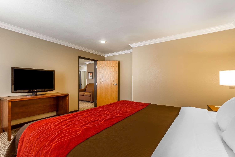 Suite - Comfort Inn & Suites Fortuna