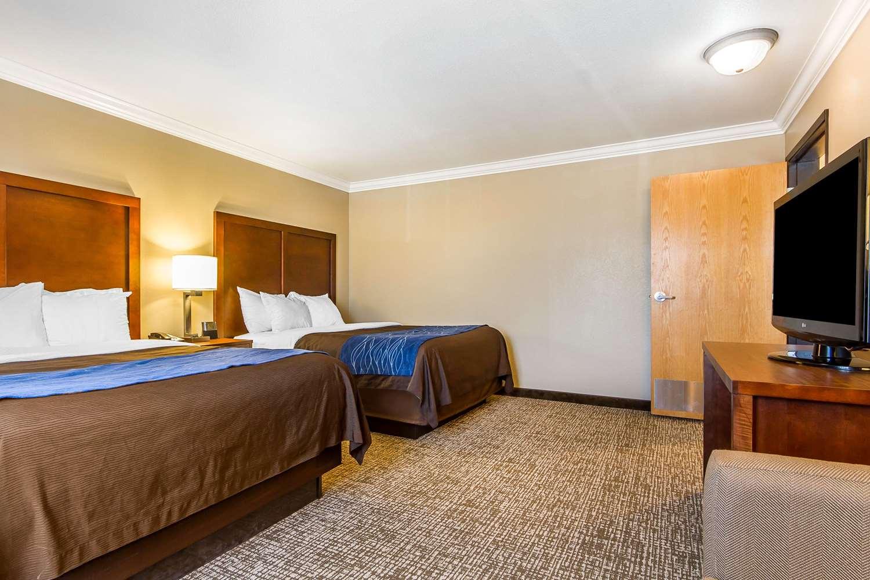 Room - Comfort Inn & Suites Fortuna