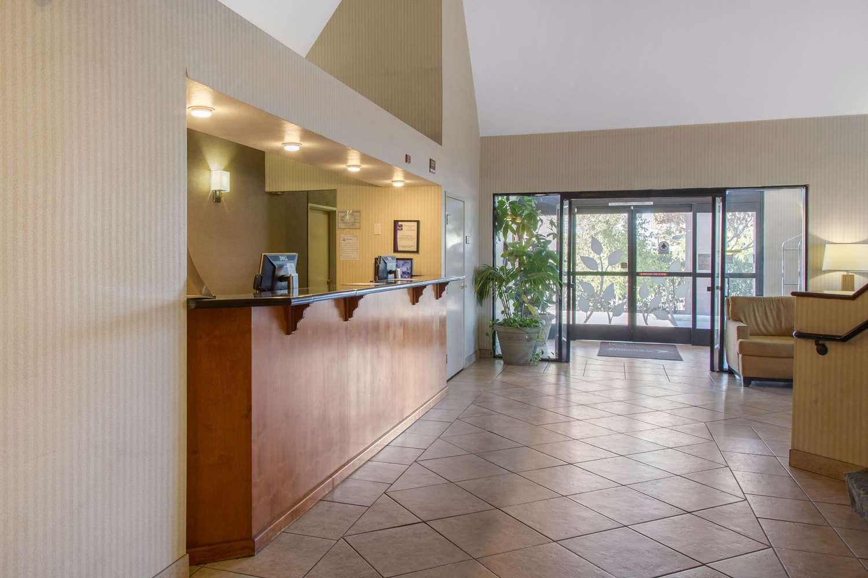 Lobby - Sleep Inn & Suites Bakersfield