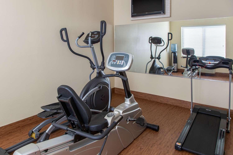 Fitness/ Exercise Room - Sleep Inn & Suites Bakersfield