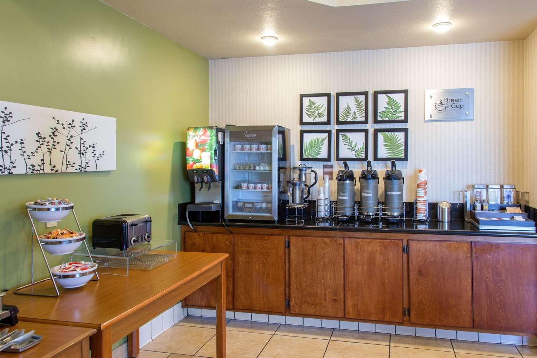 Restaurant - Sleep Inn & Suites Bakersfield