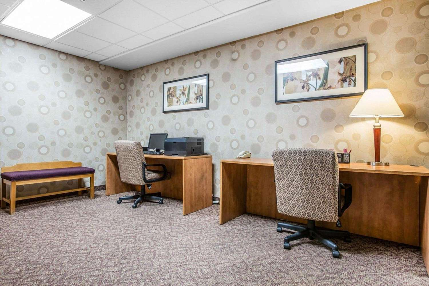 Fitness/ Exercise Room - Comfort Suites Marysville
